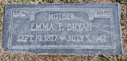 Emma Fanny <i>Woods</i> Bryan