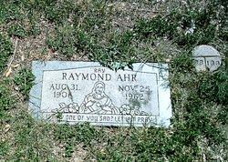 Raymond Ahr