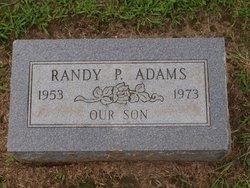 Randall Peter Adams
