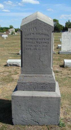 Lucy M Hulburd