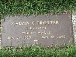 Calvin Coolidge Trotter