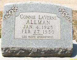 Connie LaVerne <i>Webb</i> Allman