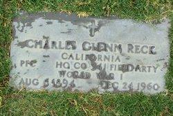 Charles Glenn Reck