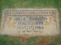 Joseph Bunyon Johnson