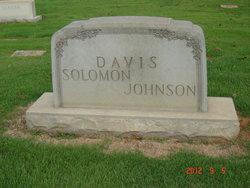 Sara Frances <i>Davis</i> Johnson