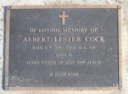 Albert Lester Cock