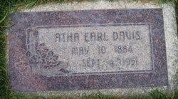 Atha Earl Davis