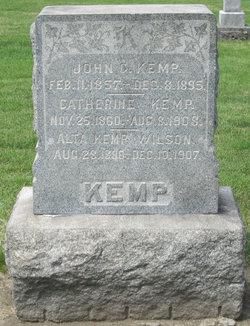 Alta <i>Kemp</i> Wilson