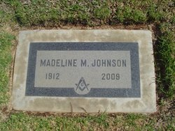 Madeline Mary <i>Morse</i> Johnson