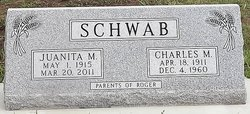 Juanita May <i>Scott</i> Schwab