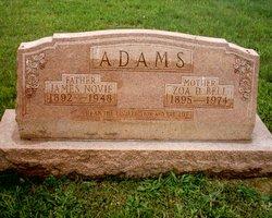 Zoa Dell <i>Bell</i> Adams