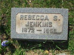 Rebecca S <i>Rhodes</i> Jenkins