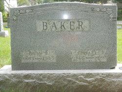 Elva Lucinda <i>Geddes</i> Baker