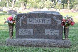 Justin C McCarthy