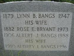 Ethel Rose Rose <i>Bryant</i> Bangs