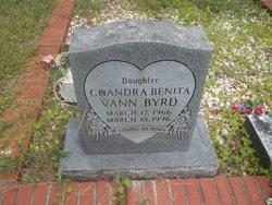 Chandra Benita <i>Vann</i> Byrd
