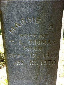 Margaret C. Maggie <i>Stamm</i> Davis