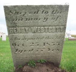 Henry Westcott