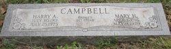 Mary H. <i>Harrison</i> Campbell