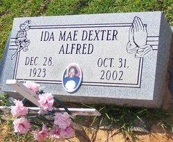 Ida Mae <i>Dexter</i> Alfred