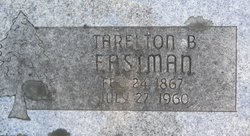 Tarelton B Tarlt Eastman
