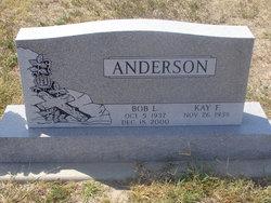 Bob L Anderson