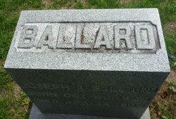 Joseph Adams Ballard