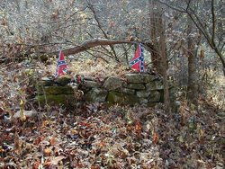 Confederate Soldiers Gravesite