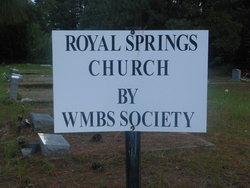 Royal Springs Church Cemetery