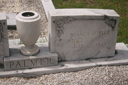 Blanch <i>Fowler</i> Palmer