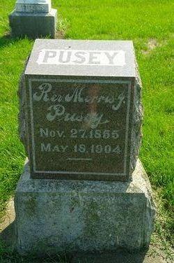 Rev Morris J. Pusey