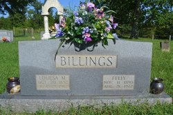 Louesa Melvina <i>Davison</i> Billings