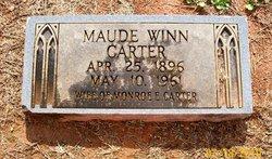 Leonna Maude <i>Winn</i> Carter