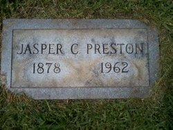Jasper Cornelius Preston