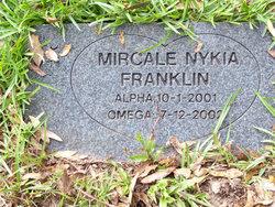Mircale Nykia Franklin