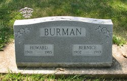 Howard Clarence Burman