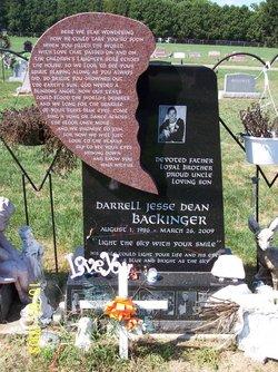 Darrell Jesse-Dean Backinger