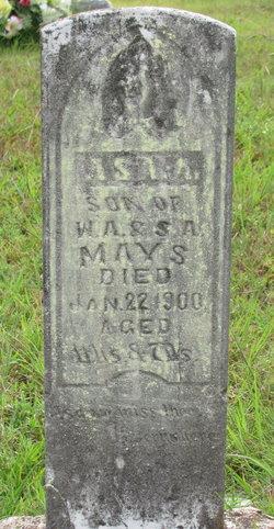 Asa A. Mays