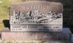 Farrell James Wuthrich