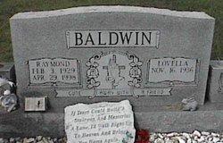 Lovella <i>Blair</i> Baldwin