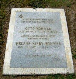 Otto Rohwer