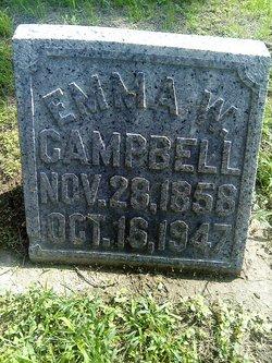 Emma W Campbell