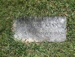 George Emory Kann