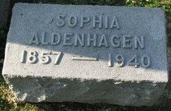 Sophia L <i>Tobrocke</i> Aldenhagen