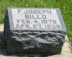 Joseph Francis Joe Billow