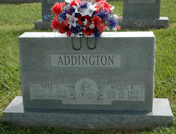 Nell A Addington