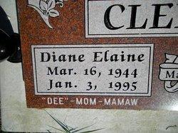 Diane Elaine <i>Lang</i> Clements
