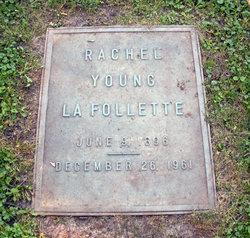 Rachel Wilson <i>Young</i> La Follette