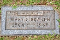 Mary Catherine <i>Deem</i> Braden