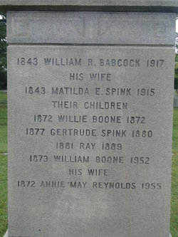 Willie Boone Babcock